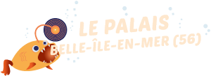 Le Palais - Belle Ile en Mer 56 - Bois du Génie